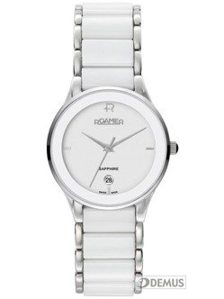 Zegarek Roamer Ceraline Saphira 677981 41 25 60