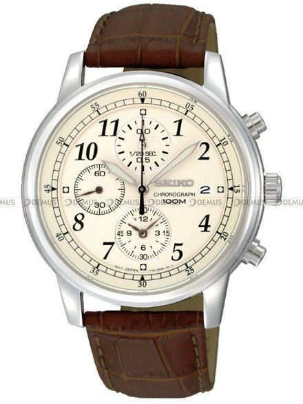 Zegarek Seiko Chronograph SNDC31P1