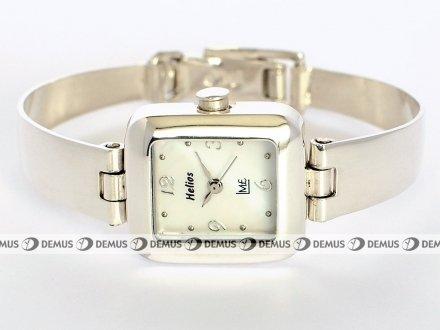 Zegarek Srebrny Helios Prestige HP3