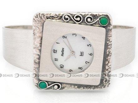 Zegarek Srebrny Helios Prestige HP34