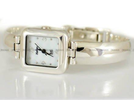 Zegarek Srebrny Helios Prestige HP57