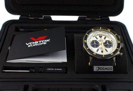 Zegarek Vostok Lunokhod 6S21-620E277