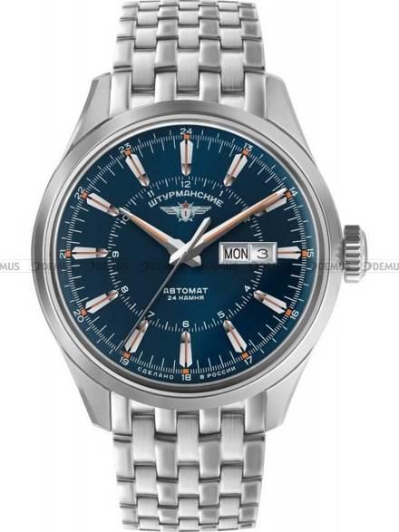 Zegarek automatyczny Sturmanskie Open Space NH36-1891771B - Edycja limitowana
