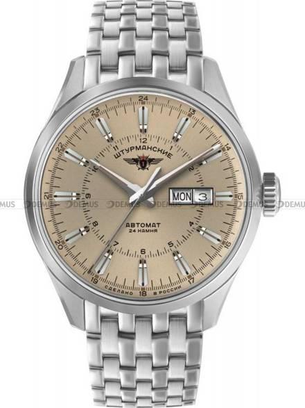 Zegarek automatyczny Sturmanskie Open Space NH36-1891772B - Edycja limitowana