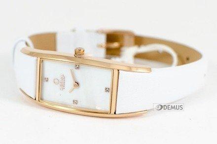 Zegarek damski na pasku Obaku V150LVWRW