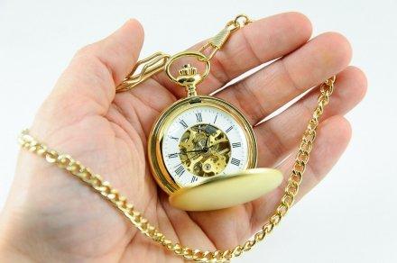 Zegarek kieszonkowy Gardé Taschenuhr Mechanic 6653