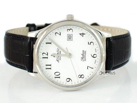 Zegarek klasyczny na pasku Atlantic Seabase 60342.41.13