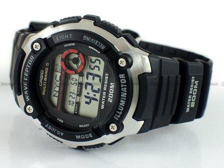 Zegarek męski na pasku Casio WV 200E 1AVEF