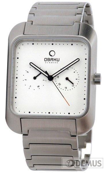 Zegarek na bransolecie Obaku V145UCISC