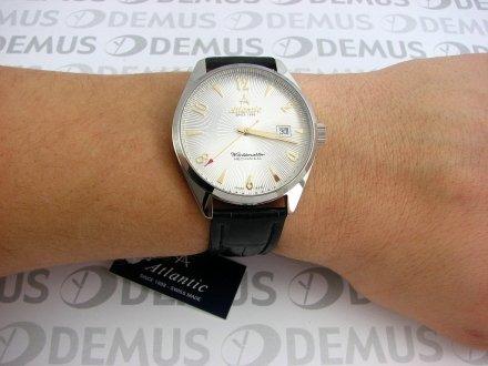 Zegarek nakręcany Atlantic Worldmaster 51651.41.25G