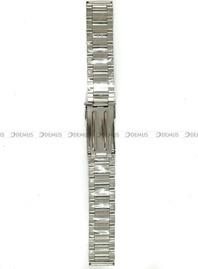 Bransoleta stalowa do zegarka - Bra21 - 18 mm