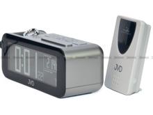 Budzik cyfrowy z projektorem i termometrem JVD RB93.1