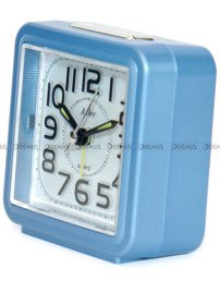 Budzik wskazówkowy Adler 40137-Blue