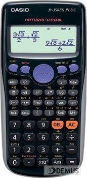 Kalkulator Naukowy FX 350ES PLUS