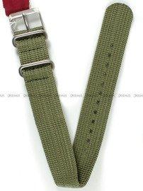 Pasek do zegarka Timex T2N651  - P2N651 - 20 mm