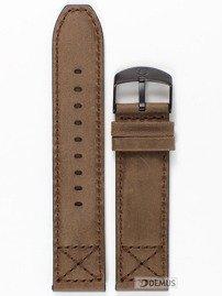 Pasek do zegarka Timex T49986 - P49986 - 22 mm