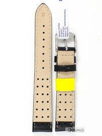 Pasek do zegarka skórzany wodoodporny - Morellato A01U3459237019 18 mm