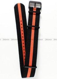 Pasek nylonowy do zegarka Vostok Expedition North Pole NH35A-5954197 - 24 mm