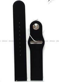 Pasek silikonowy do smartwatcha Vector Smart - VCTR-20-S3BK - 20 mm