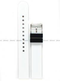 Pasek silikonowy do zegarka - Chermond PG11.18.1.7 - 18 mm