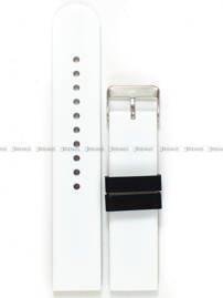 Pasek silikonowy do zegarka - Chermond PG11.22.1.7 - 22 mm