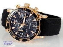 Pasek silikonowy do zegarka Vostok Europe Undine VK64-515B568 - 20 mm
