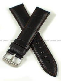 Pasek skórzany do zegarka Aviator Kingcobra V.2.16 - 22 mm