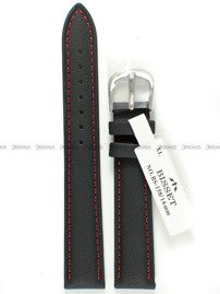Pasek skórzany do zegarka Bisset - BS-158 - 16 mm - XL