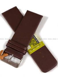 Pasek skórzany do zegarka - Diloy 327.28.2 - 28mm