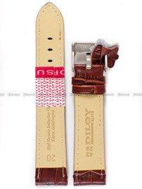 Pasek skórzany do zegarka - Diloy 361.20.8 - 20mm