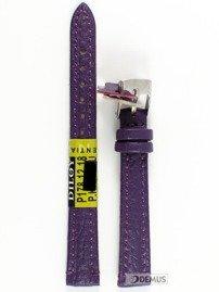 Pasek skórzany do zegarka - Diloy P178.12.18 - 12 mm