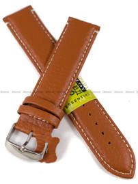 Pasek skórzany do zegarka - Diloy P206EL.22.3 - 22mm
