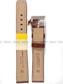 Pasek skórzany do zegarka - Diloy P353.18.8 - 18 mm