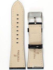 Pasek skórzany do zegarka Festina F16235 - P16235-1 - 28 mm
