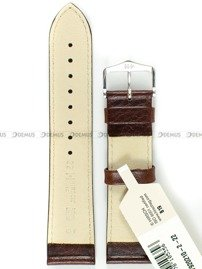 Pasek skórzany do zegarka - Hirsch Forest 17920210-2-22 - 22 mm