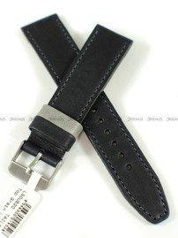 Pasek skórzany do zegarka - LAVVU LSOUB20 - 20 mm