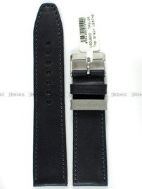 Pasek skórzany do zegarka - LAVVU LSOUB22 - 22 mm