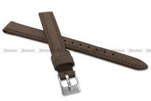 Pasek skórzany do zegarka - Minet MSNUE12 - 12 mm
