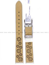 Pasek skórzany do zegarka - Morellato A01D5256C47012CR14 - 14 mm