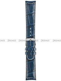 Pasek skórzany do zegarka - Morellato A01U3882A59064CR20 - 20 mm