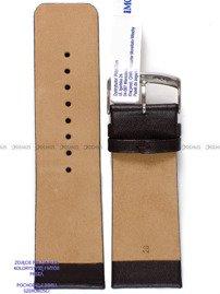Pasek skórzany do zegarka - Morellato A01X3076875032CR30 - 30 mm
