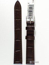 Pasek skórzany do zegarka - Morellato A01X4218A95032 14 mm