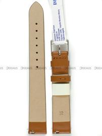 Pasek skórzany do zegarka - Morellato A01X5200875137CR16 - 16 mm