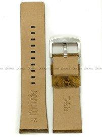 Pasek skórzany do zegarka - PT57.28.2 - 28 mm