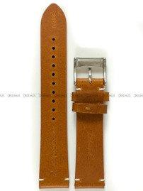 Pasek skórzany do zegarka - Pacific W118.20.3.7 - 20 mm