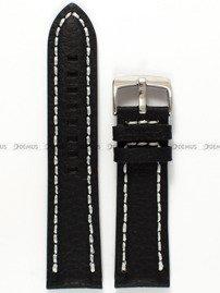 Pasek skórzany do zegarka - Pacific W24.24.1.7 - 24 mm