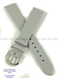 Pasek skórzany do zegarka - Pacific W36L.18.6 - 18 mm