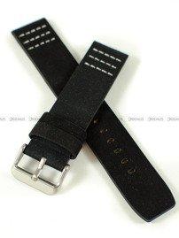 Pasek skórzany do zegarka - Pacific W39.20.1.7 - 20 mm