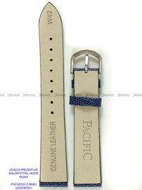 Pasek skórzany do zegarka - Pacific W42.16.5 - 16 mm