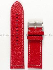 Pasek skórzany do zegarka - Pacific W45.26.4.7 - 26 mm